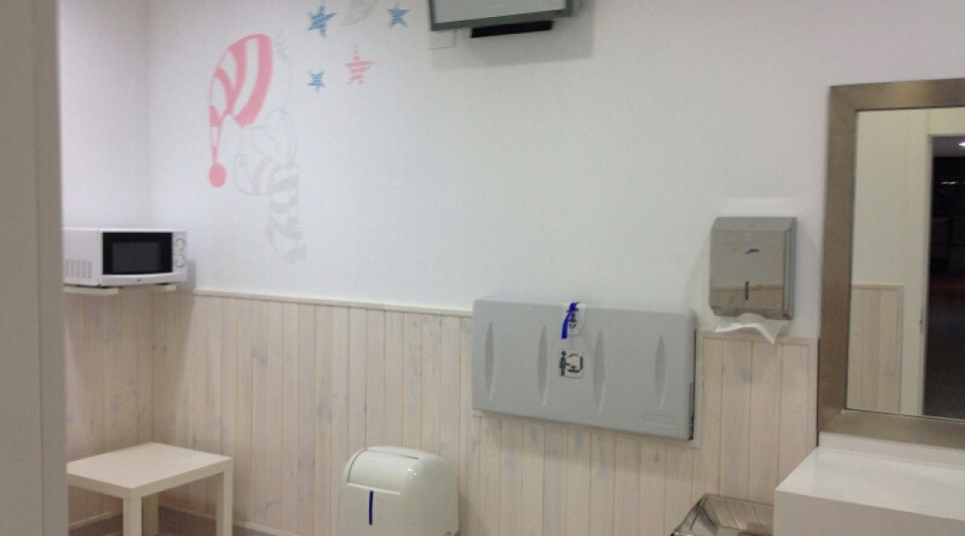 Sala de lactancia