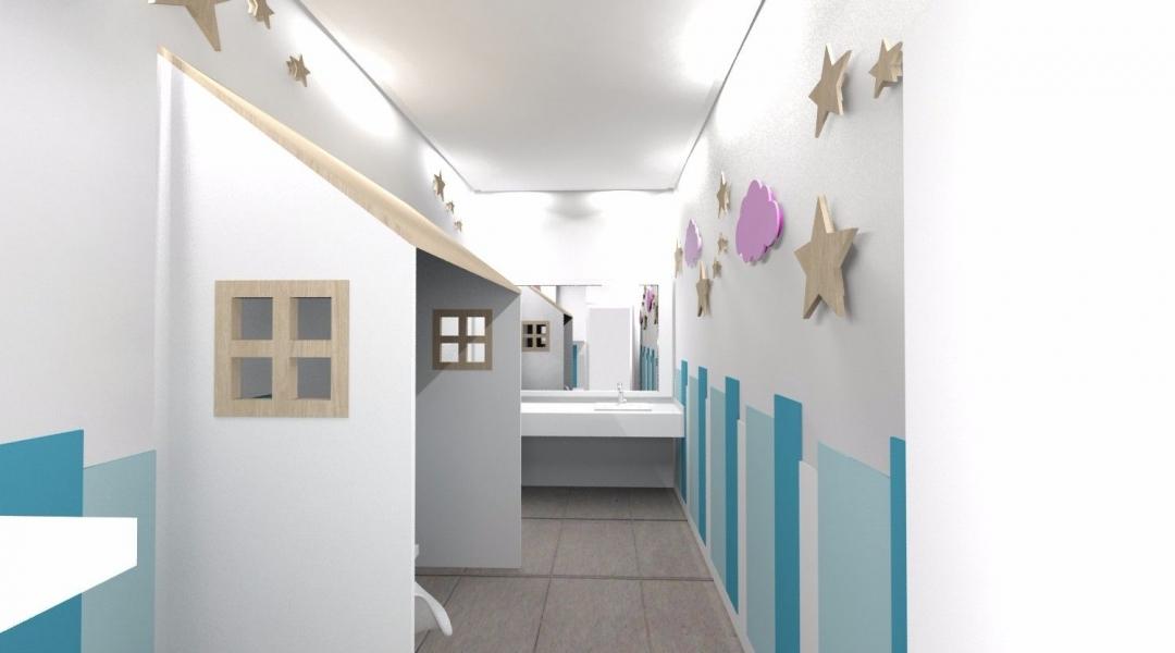 sala lactancia CC Parque Corredor (Torrejon de Ardoz)